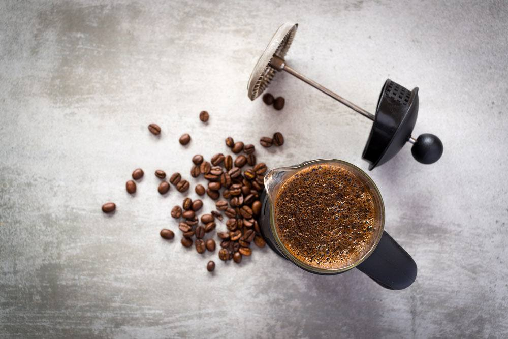 How do you make coffee for one person?