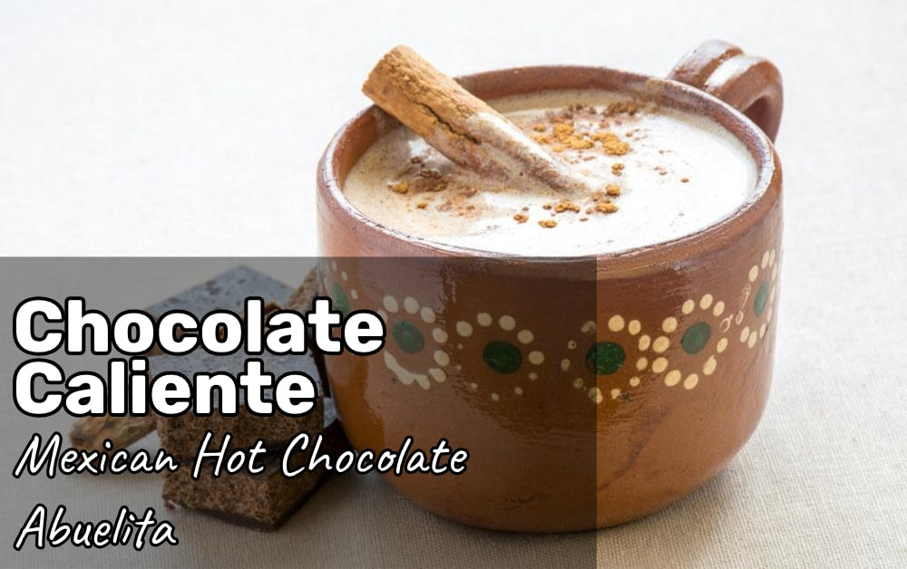 Mexican Hot Chocolate Abuelita