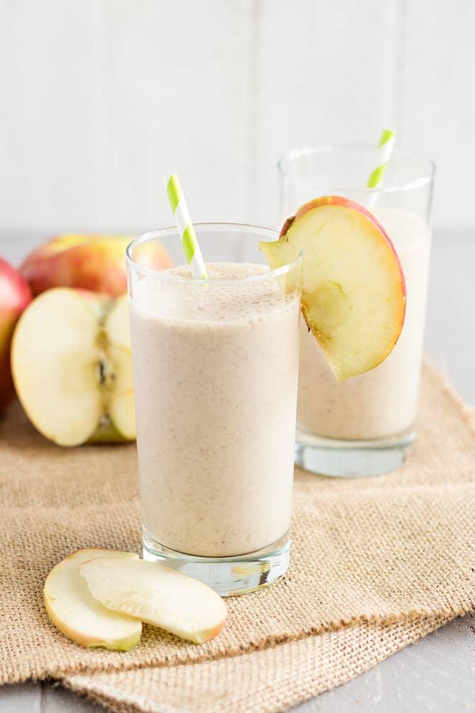 apple orange smoothie-3