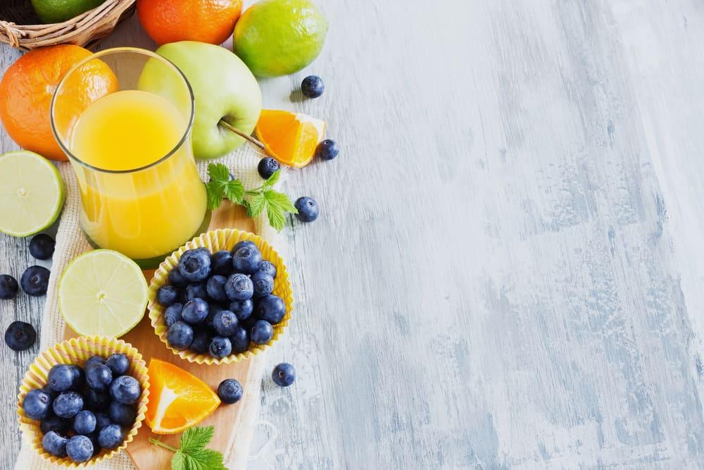 apple orange smoothie-step-2