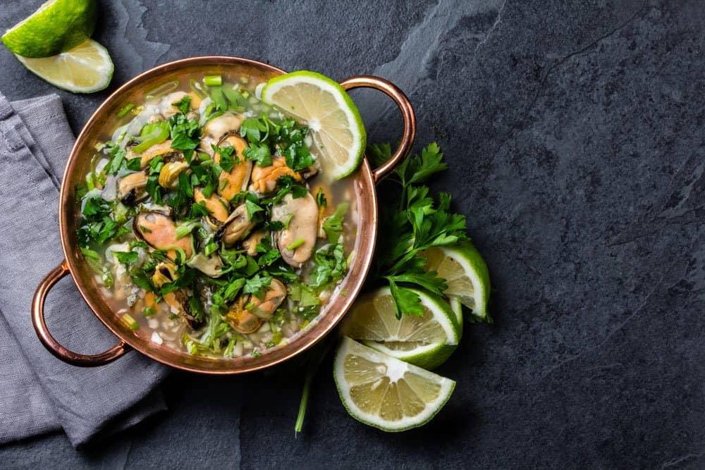 mexican shrimp soup recipes