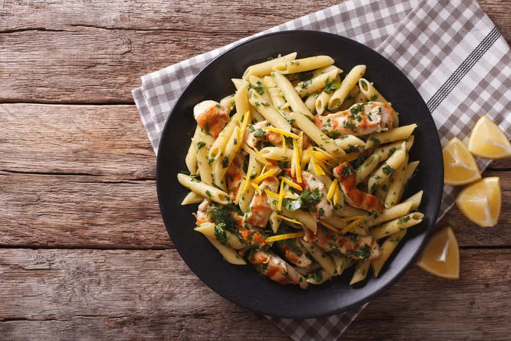 An All Italian Dish To Make For A Special Night!