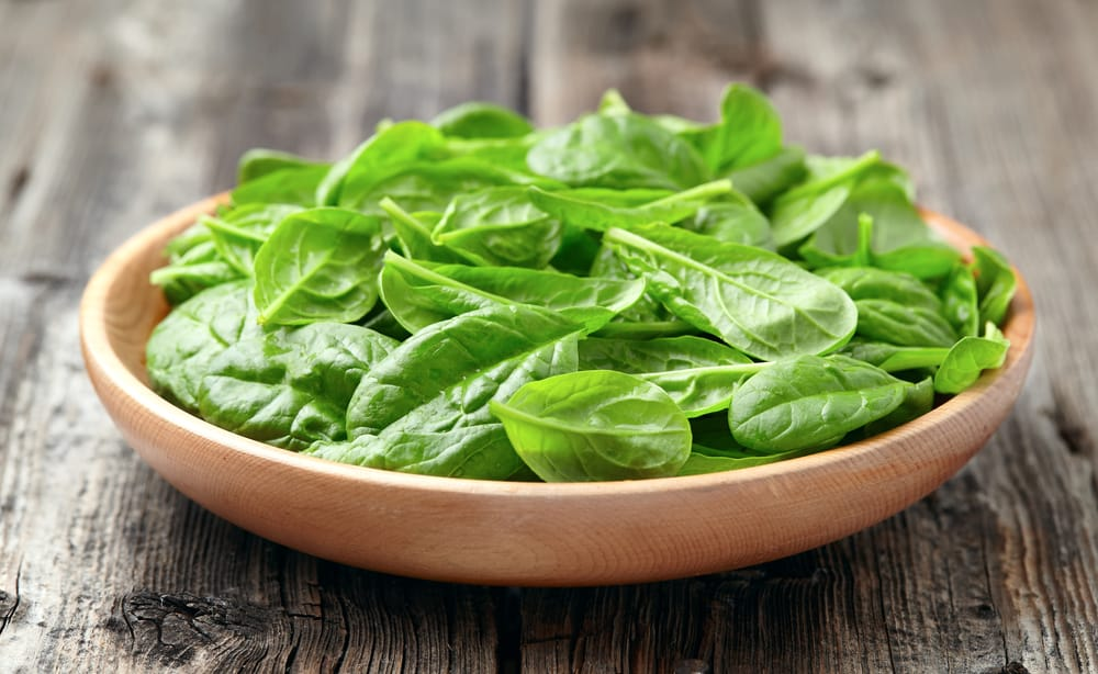 peach-spinach-smoothie-spinach
