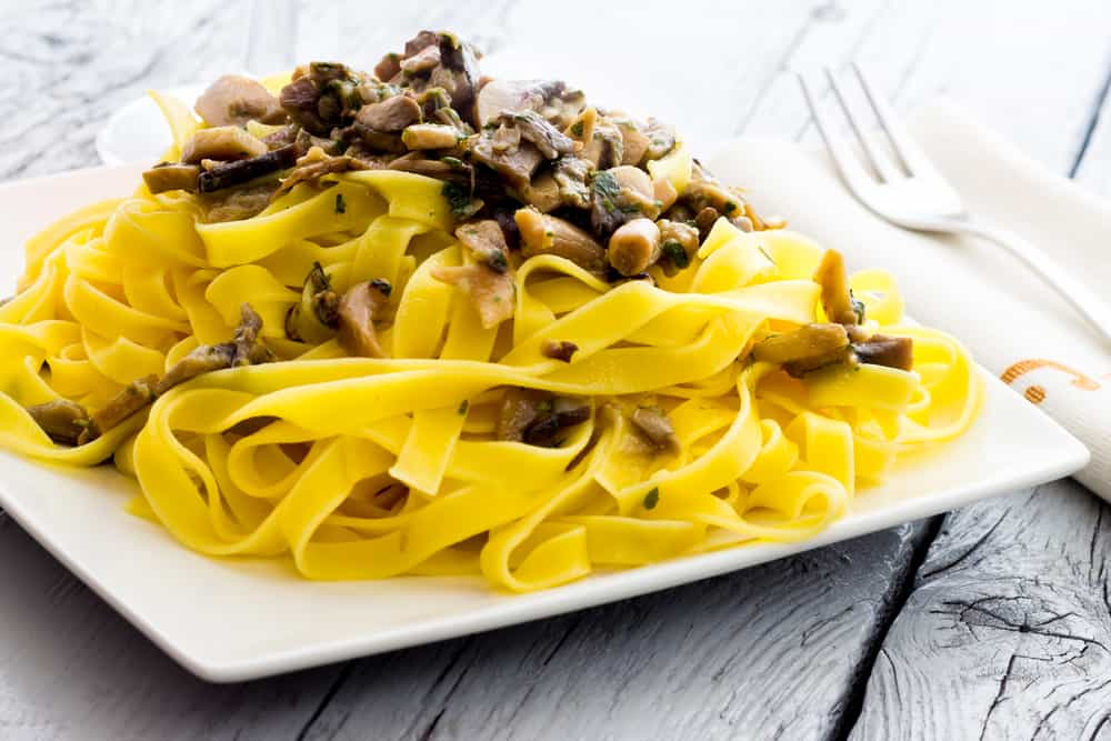 what is tagliatelle 3