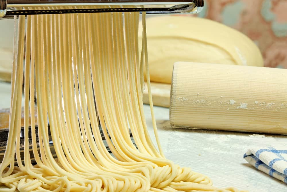 what is tagliatelle Tagliolini