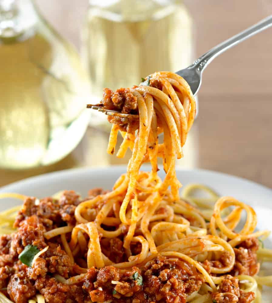 what is tagliatelle bolognese