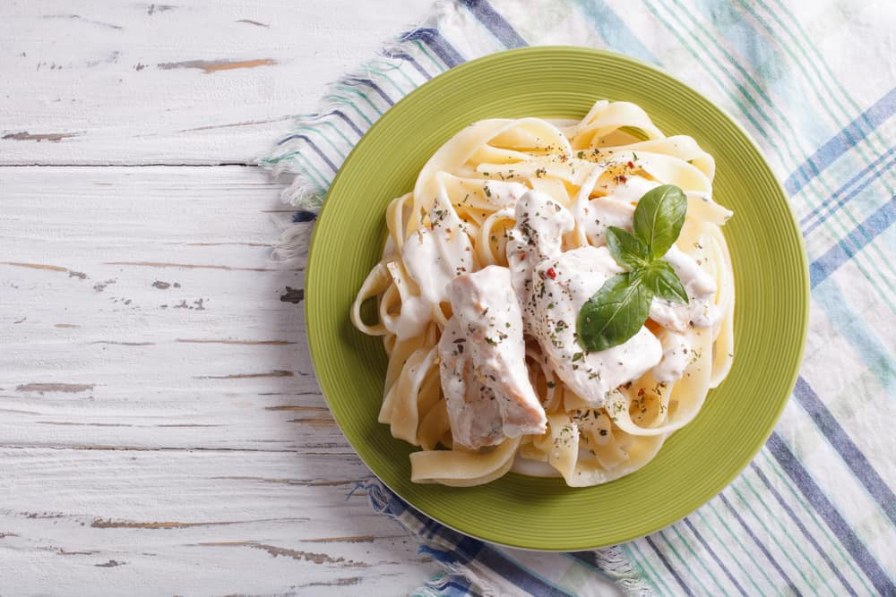 what is tagliatelle chicken
